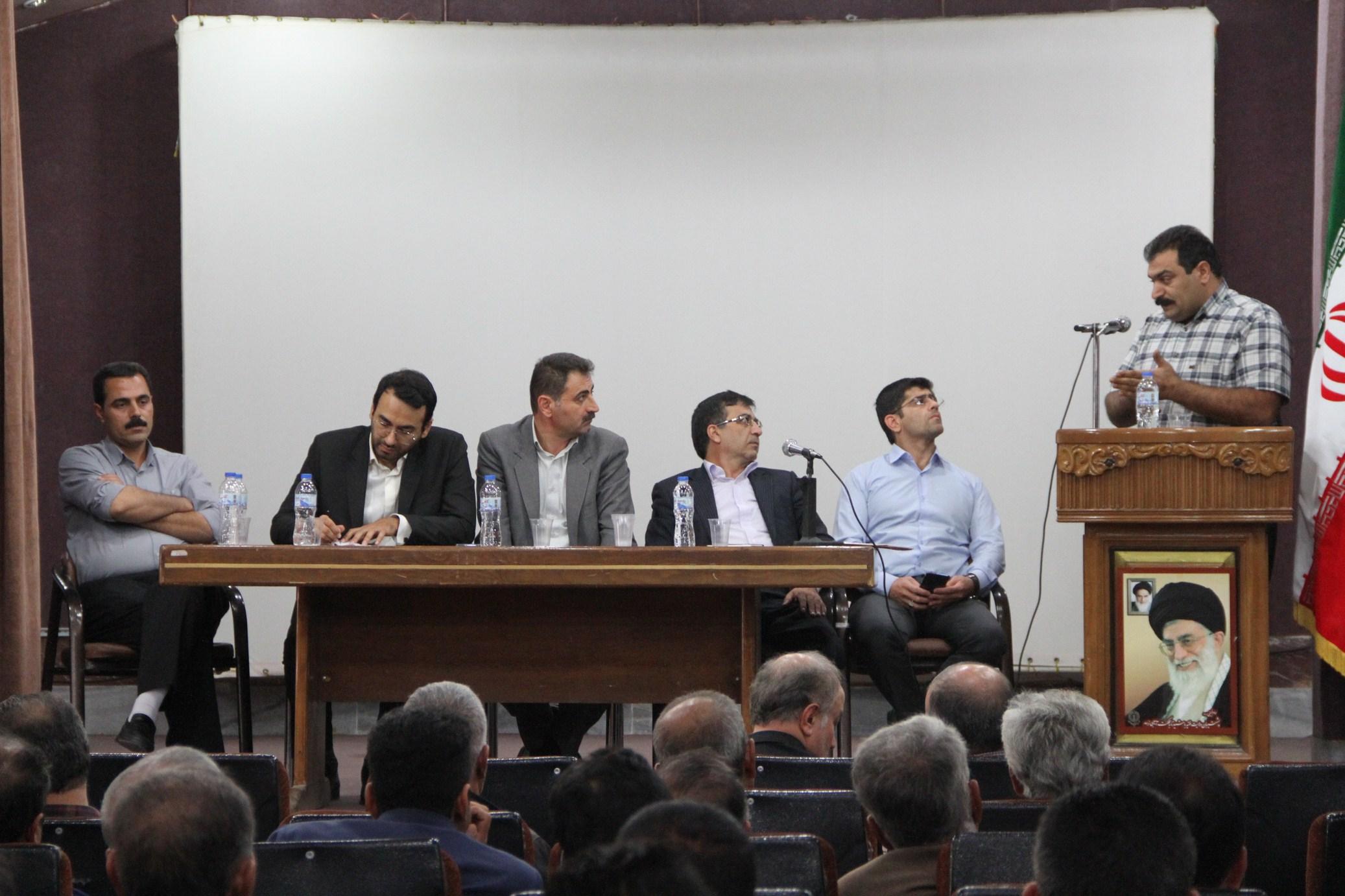 همایش بررسی مسائل و مشکلات توزیع کالای دخانی استان کردستان 25 مهر 98